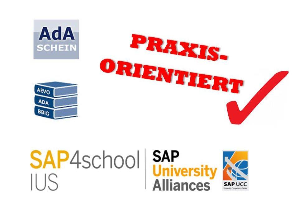 Praxisorientiertes Studium: Jetzt inkl. SAP und Ausbildereignungsprüfung