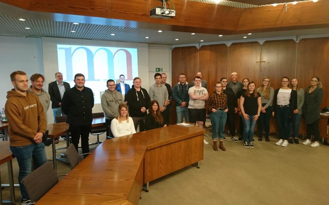 ABU-Studierende erarbeiten Tourismus-Konzept für die Kreisstadt Merzig
